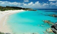 Bermudų salos paplūdimys