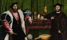 Hansas Holbeinas Jaunesnysis. Ambasadoriai