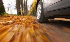 Važiavimas rudenį