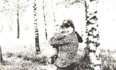 Mama išliks atmintyje amžinai