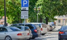Parkavimas (asociatyvi nuotr.)