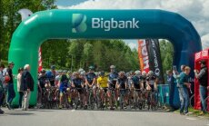 Mindami pedalus pavasarį sostinėje palydėjo 627 dviratininkai (S. Baniulio nuotr.)