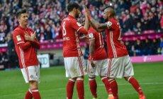 Bayern futbolininkai