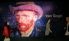 Paroda Van Gogh. Life in Art