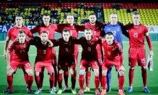 Lietuvos U21 futbolo rinktinė