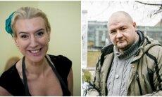 Mindaugas Tendziagolskis ir Erika Purauskytė