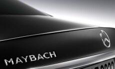 Mercedes-Maybach limuzinas