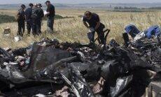 Rusija vetavo JT rezoliucijos projektą dėl lėktuvo katastrofos Rytų Ukrainoje