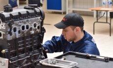Konkursas Geriausias jaunasis automechanikas