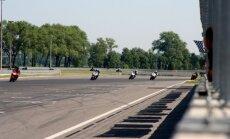 Motociklininkų lenktynės