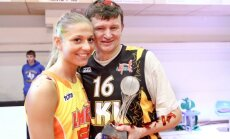 Krepšinio rungtynės LMKL Žvaigždės - LKL komanda