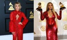 Carrie Underwood ir Beyonce