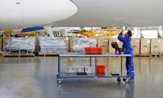 FLTechnics lėktuvų remonto dirbtuvės Karmėlavoje