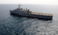 JAV karo laivas USS Ponce