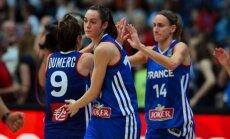 Prancūzijos krepšininkės