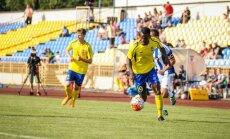 Europos lygos atrankos rungtynės: Klaipėdos Atlantas - Helsinkio HJK