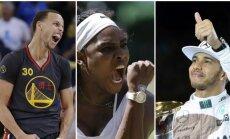 Sėkmingi sportininkai