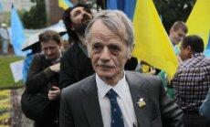 Krymo totorių lyderis Mustafa Džemiliovas