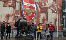 Londono klubo Arsenal stadionas Emirates