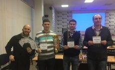 Lietuvos šachmatų lygos čempionai