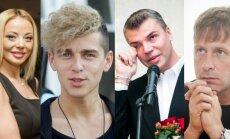 Vilija Pilibaitytė-Mia, Donatas Montvydas, Juozas Statkevičius, Egidijus Dragūnas