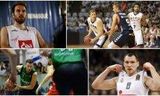 Ispanijos ACB krepšinio lygoje – rekordinis lietuvių skaičius (DELFI, Twitter ir Facebook nuotr.)