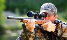 Medžiotojai nori patobulintų šautuvų