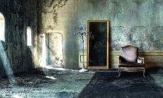 Vintažinis efektas kilimų dizaine