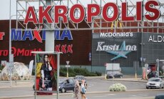 VP Group owns, among other things, Akropolis shopping malls and Maxima supermarket chain