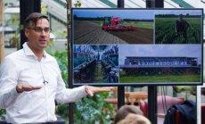 """""""Agrowill Group"""" pristato naują prekės ženklą """"Auga"""""""