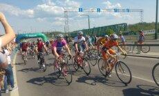 Lietuvos dviračių plento taurės varžybų Kauno etapas