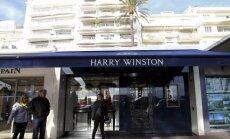 """""""Harry Winston""""  parduotuvė Kanuose"""