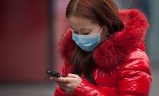 Kaukės padeda apsisaugoti nuo oro taršos