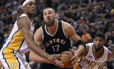 NBA, Toronto Raptors – Indianos Pacers