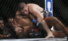 UFC. Chabibas Nurmagomedovas prieš Michaelą Johnsoną