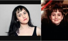 Mara Wilson anksčiau ir dabar