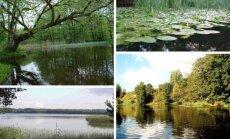 Lietuvos vandens telkinių būklė labai skiriasi