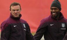Wayne'as Rooney ir Danielis Sturridge'as
