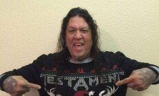 Chuck Billy, grupės Testament lyderis
