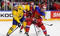 Ledo ritulys: Švedija – Rusija
