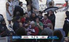 Nemalonus incidentas FIBA Čempionų lygoje