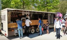 "Gatvės maisto festivalyje ""Brussels Food Truck Festival"""