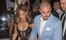 Jennifer Lopez ir Casperas Smartas