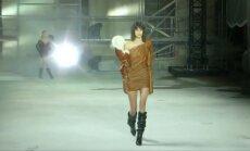 """Paryžiaus mados savaitę atidarė """"Yves Saint Laurent"""" surengtas šou"""