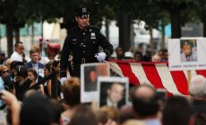 JAV paminėta rugsėjo 11-oji