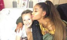 Ariana Grande ir jos gerbėja