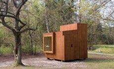 Mediena šiuolaikinėje architektūroje – netikėti sprendimai