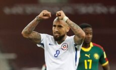 FIFA Konfederacijų taurė: Čilė - Kamerūnas