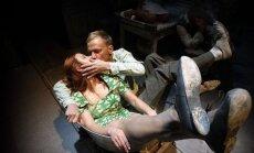 Spektaklio Įstabioji ir graudžioji Romeo ir Džuljetos istorija akimirkos