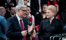 Z. Balčytis paprašė, kad D. Grybauskaitė atskleistų seną paslaptį
